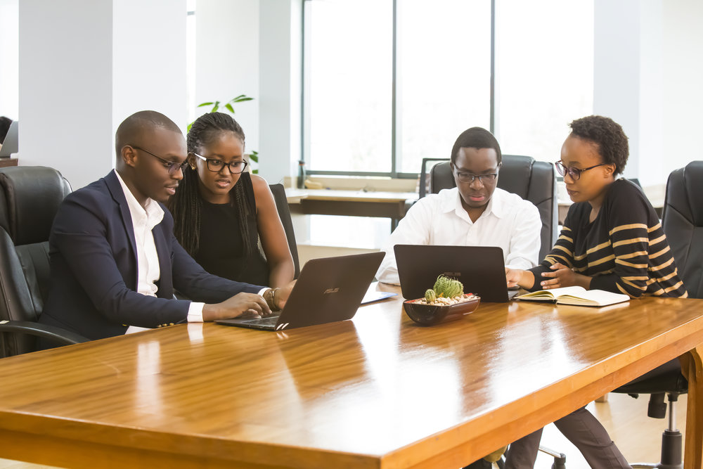 Catalyzing growth for African businesses with top local talent.
